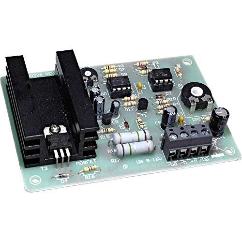 DC-Drehzahlsteller Bausatz Conrad Components 196460 9 V/DC, 12 V/DC, 16 V/DC 5 A