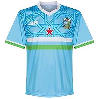 AMS Clothing 2017-2018 Djibouti Home Football Shirt