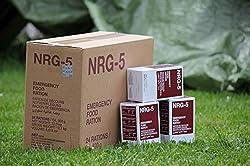 NRG-5 - Notverpflegung & Krisennahrung * / Bild: Amazon.de