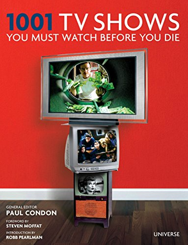 1001 TV Shows You Must Watch Before You Die (How To Watch Tv Shows)