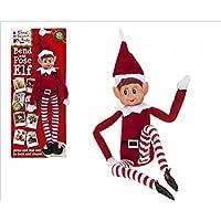 30cm Bend y Pose Elf Boy - con caras de vinilo y velcro Manos - El más grande Los elfos El más maldad