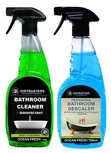 Bagno de-scaler 750ml e detergente con disinfettante 750ml Maceratore fosse