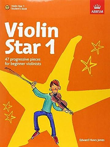 Violin Star 1, Student's book, with CD (Violin Star (ABRSM))