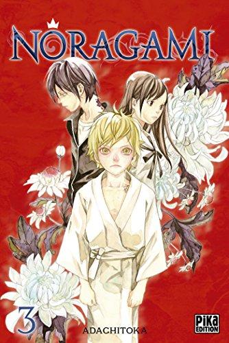 Noragami Vol.3 par ADACHI Toka