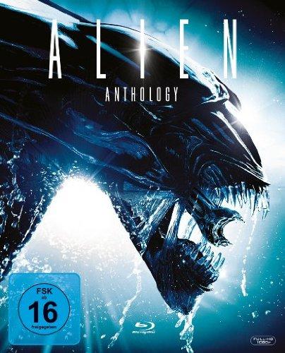 Alien Anthology Box [Blu-ray]