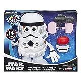 Disney Playskool Toy - Mr Potato Head Star Wars Empire Stormtrooper - Spudtrooper Figure