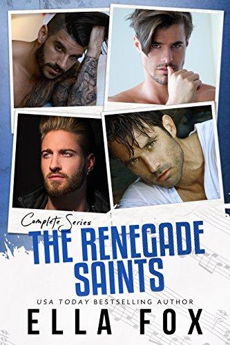 the-complete-renegade-saints-series-rockstar-romance-english-edition