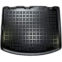 Car Lux AR02806 - Alfombra Cubeta Protector Cubre Maletero de Goma y Enrollable Premium para Kuga