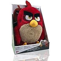 Angry Bird Red Plüschtier mit leuchtenden Augen 30 cm