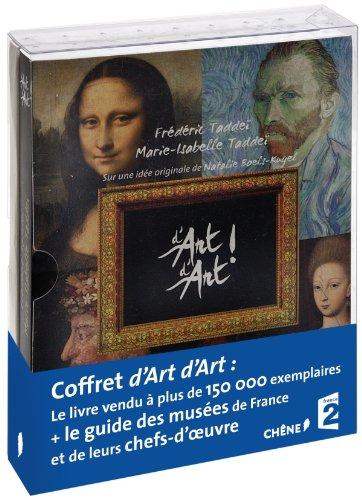 COFFRET D'ART D'ART : guide des musées