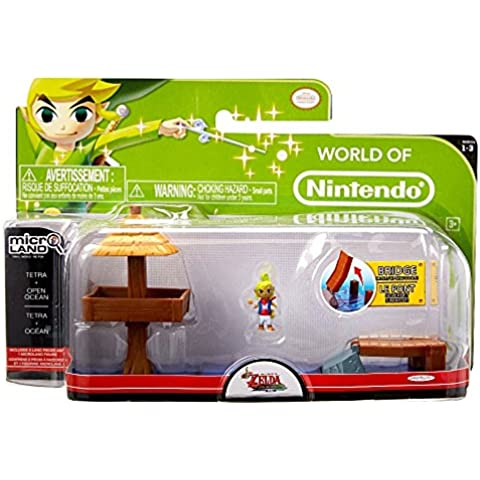 Nintendo Jakknin028Wot - World Of Micro Land