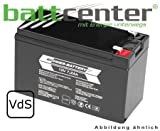 12V 7Ah RPower® VdS-Batterie