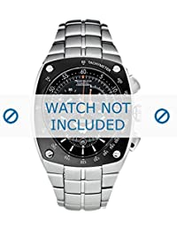 Correa de reloj de Seiko 7l22 0ad0/SNL015P1 (no incluidos en el precio del reloj. Correa de reloj original solamente)