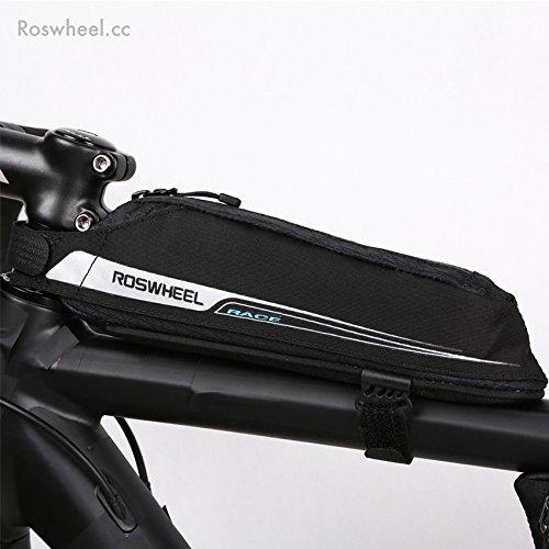 8477eb268ab Roswheel UK/Europe alta qualità aerodinamiche Aero leggero Road bike top  Tube Frame bag cargo