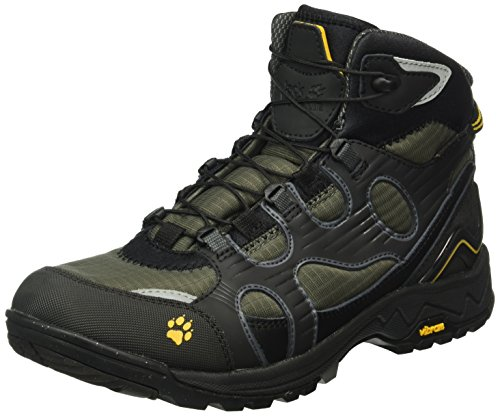 Jack Wolfskin Crosswind WT Texapore Mid M, Chaussures de Randonnée Hautes Homme