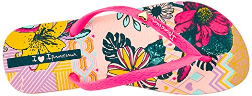 Ipanema Damen I Love Tribal Fem Zehentrenner Mehrfarbig 8119 (pink/Purple)