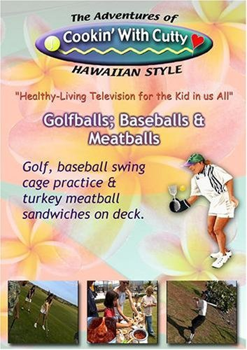 Preisvergleich Produktbild CTV14 Golfballs,  Baseballs & Meatballs by Hosted by Lisa Phillips & Barry Cutler