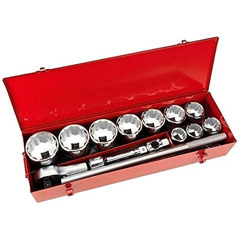 Alyco 194820 - Juego 14 piezas llaves de vaso 1