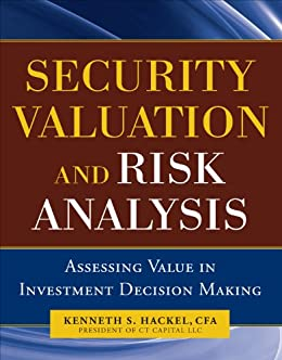 risk analysis and investment decision-making essay All investors are faced by decision making task before they make any investment they make use of technical analysis, gut feel and fundamental analysis while performing an investment analysis before they make their decision.