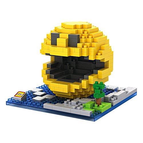 Micro Block Pacman Deluxe