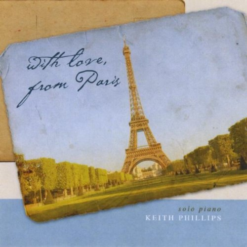 With Love, From Paris (Phillip Rivers Pop)