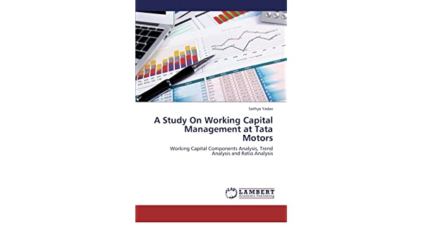 Buy A Study on Working Capital Management at Tata Motors
