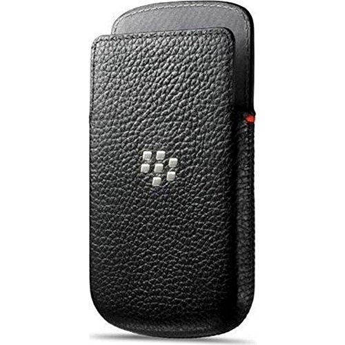 Blackberry ACC-54681-201 Q5 Leather Pocket Case schwarz - Blackberry Pocket Case