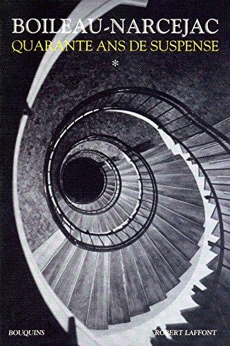 Quarante ans de suspense - Tome 1 (01)