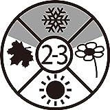 Outwell Erwachsene Schlafsack Contour, Black, 225 x 90 cm, 230084 - 4