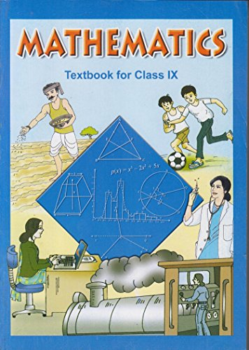 Mathematics Textbook for Class – 9  – 962