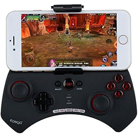 Epega PG-9025 - Inalámbrico Mando de Juego para Smartphones(Bluetooth3.0, Para smartphone, PC, TV Box, Smart TV, Tablet, Soporte Aparato hasta 6
