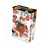 Plush Hearts 15 cm Fox Sitting DIY Toy