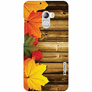 Lenovo K4 Note Back Cover - Wood Art Designer Cases