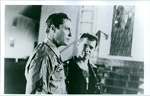 vintage-photo-of-matthew-broderick-and-christopher-walken-in-the-film-of-biloxi-blues-1988
