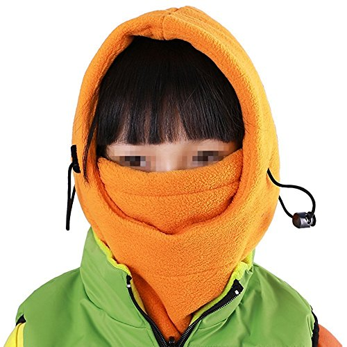 Richoose Windproof Face Mask Cover Caps Winter Warm Face Cover Neck Warmer Ski Hat Winter Outdoor Ski Mask Headcover