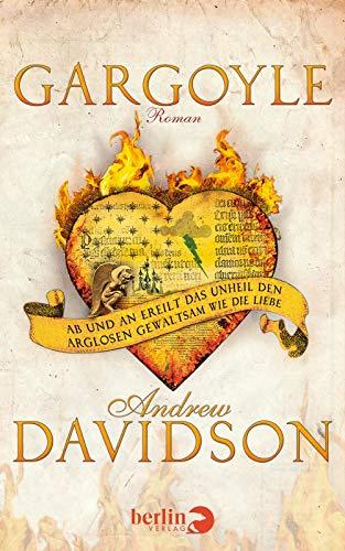 Gargoyle: Roman (Gargoyle-davidson)