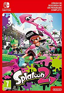Splatoon 2 | Nintendo Switch - Código de descarga (B07JKGV8QB) | Amazon price tracker / tracking, Amazon price history charts, Amazon price watches, Amazon price drop alerts