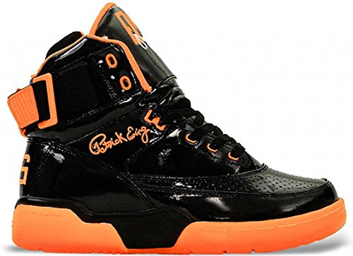 Ewing Athletics Ewing 33 HI Halloween LT Black Shocking Orange Basketball Shoes black/shocking orange