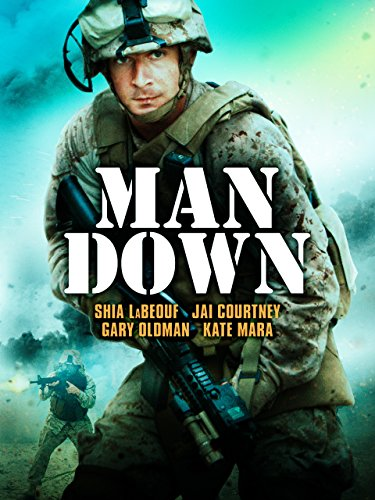 Man Down Cover