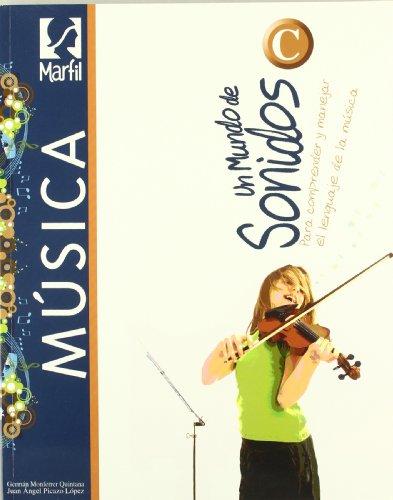 Un mundo de sonidos C (Educación Secundaria Obligatoria) - 9788426813749