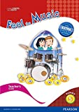 Feel the Music 5 Teacher's Book Pack (Extra Content) (Siente la Música) - 9788420564418