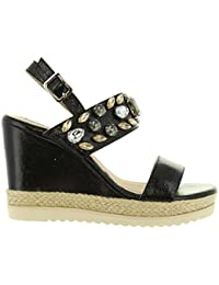 XTI 030577, Sandali donna nero 34 nero Size: 36