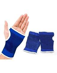 Elyseesen Soutien poignet gants Sports Gym orthèse élastique Gear protège-paume de main