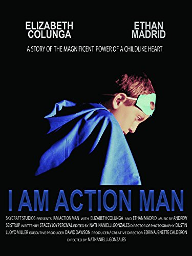 I Am Action Man Cover