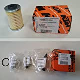 NEW KTM OIL FILTER SERVICE KIT 2014 2015 2016 RC 390 DUKE 90238015010 by KTM