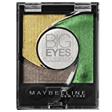 Maybelline New York Lidschatten Eyestudio Big Eyes Palette Brown 01/Eyeshadow Set in Braun-Tönen mit Wet-Technologie und Perl-Pigmenten, 1 x 3,7 g