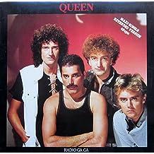 Radio ga ga (1984) / Vinyl Maxi Single [Vinyl 12'']