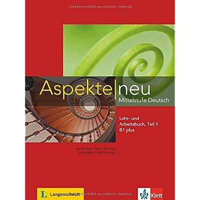 Download Aspekte Neu B1 Plus Mittelstufe Deutsch Lehr Und
