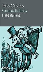 Fiabe italiane - Contes italiens, édition bilingue (italien/français) de Italo Calvino