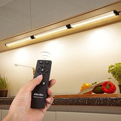 Dimmbare LED Unterbauleuchte für Küche und Co. - Dekomilch